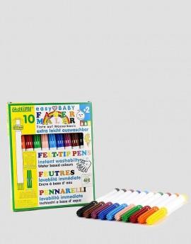 ÖKONORM Ekologiczne flamastry 5 mm 10 kolorów