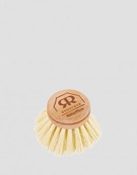 REDECKER Główka do drewnianej szczotki do mycia naczyń twarda 4 cm