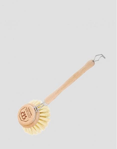 REDECKER Drewniana szczotka do mycia naczyń twarda 5 cm