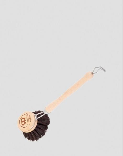 REDECKER Drewniana szczotka do mycia naczyń miękka 4 cm