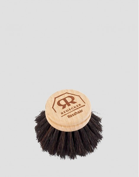 REDECKER Główka do drewnianej szczotki do mycia naczyń miękka 4 cm