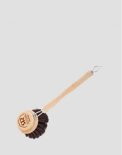 REDECKER Drewniana szczotka do mycia naczyń miękka 5 cm