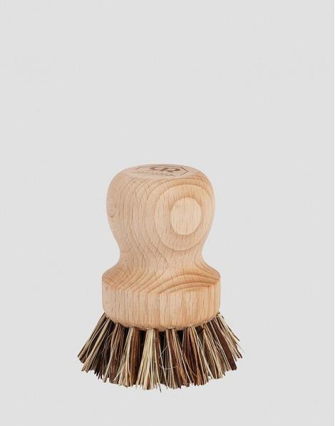 REDECKER Drewniana szczotka do garnków i patelni