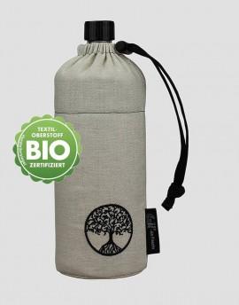 EMIL Ekologiczna butelka szara Organic 600 ml